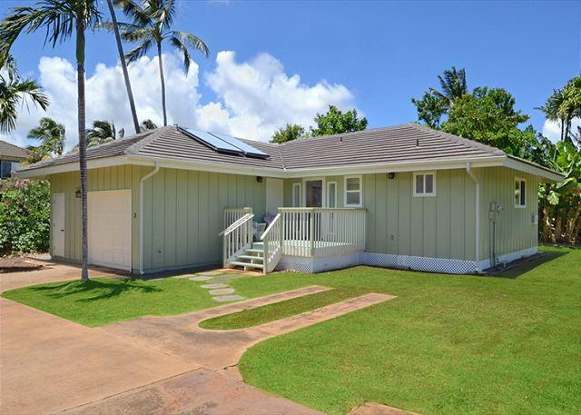 Hale Ko - POIPU 2bd/2 ba detached cottage, a/c, beaches/pool/spa/tennis, garage - Koloa-Poipu - rentals