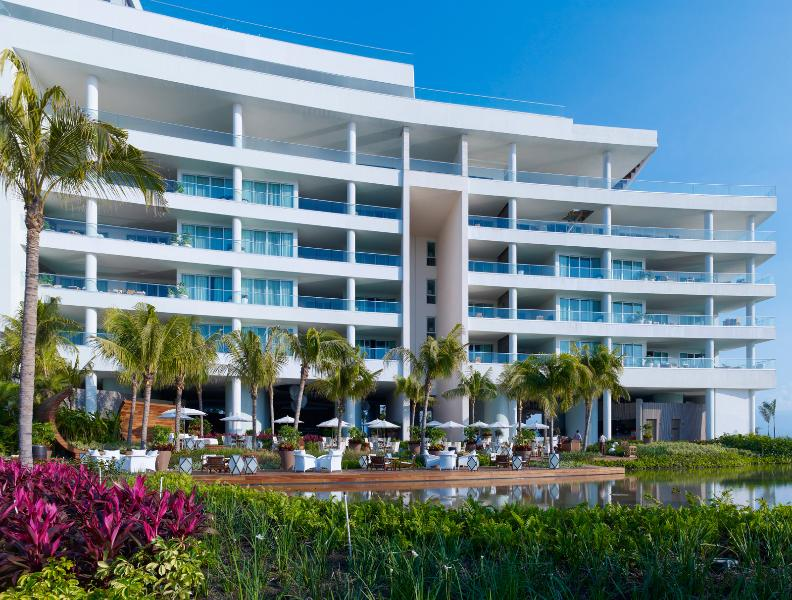 The Punta Building on Grupo Vidanta's Nuevo Vallarta Property (Photo by Marten Opladen-AHA Universo) - Exclusive Master Villa - 2 BR: Nuevo Vallarta, MX - Nuevo Vallarta - rentals