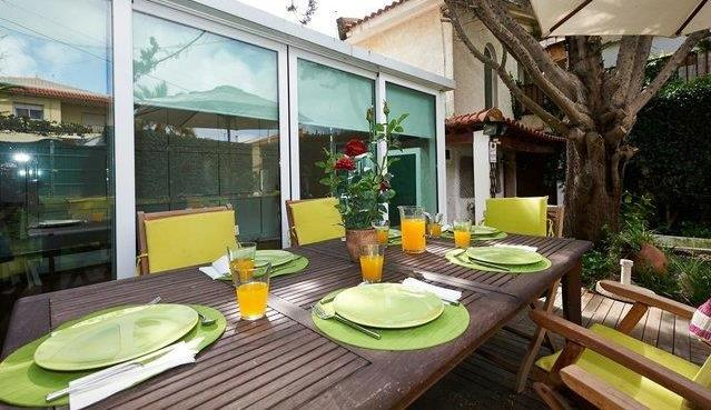 Cozy beach house in luxury of S. Pedro Estoril - Image 1 - Estoril - rentals