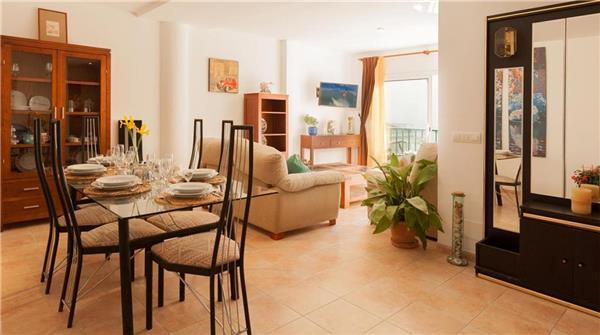 Apartment for 6 persons in Alcudia - Image 1 - Alcudia - rentals