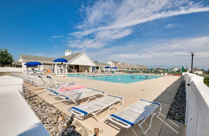 Pools At the Village of Five Points  - Resort Living Pools +Tennis Village of Five Pts - Lewes - rentals
