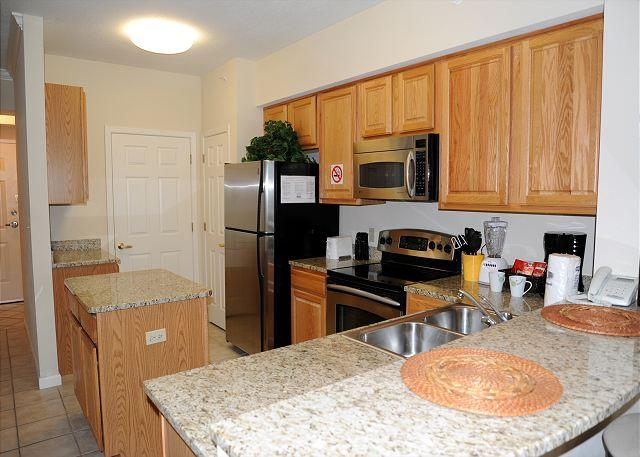 Kitchen - Beautiful 2 Bedroom / 2 Bathroom CondoOverlooking the Gulf LT1-802 - Gulfport - rentals