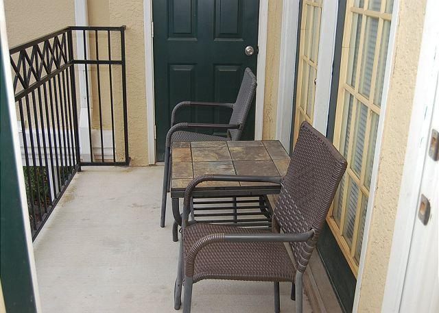 Balcony - Beautiful 2Bd / 2Bth 2nd Flr Single Garage Walking Distance to Beach LV-2604 - Gulfport - rentals