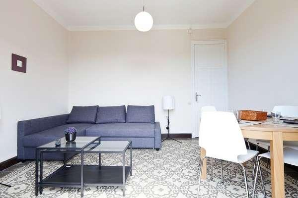 Center Arago Apartment III - Image 1 - Barcelona - rentals