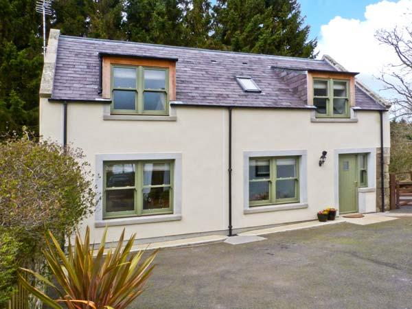 NISBET COTTAGE, detached cottage, open plan living area, light and bright near Duns, Ref. 25261 - Image 1 - Duns - rentals