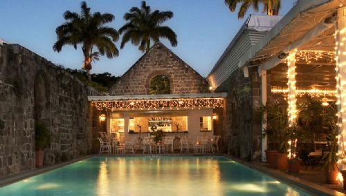 Ottley's Plantation Inn Grand Villa 2 Rooms - Image 1 - Basseterre - rentals
