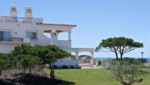 Dunas Douradas Beach Club: Luxury Two Bedroom 1st Floor Apartment with Jacuzzi on Roof Terrace (Dunas Zone) - Image 1 - Portugal - rentals