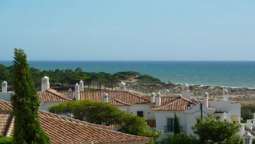 Dunas Douradas Beach Club: Luxury Two Bedroom Ground Floor Apartment (Vista Zone) - Image 1 - Portugal - rentals