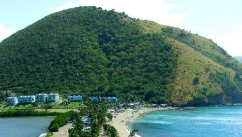 Timothy Beach Resort: Mountain View Room - Image 1 - Basseterre - rentals