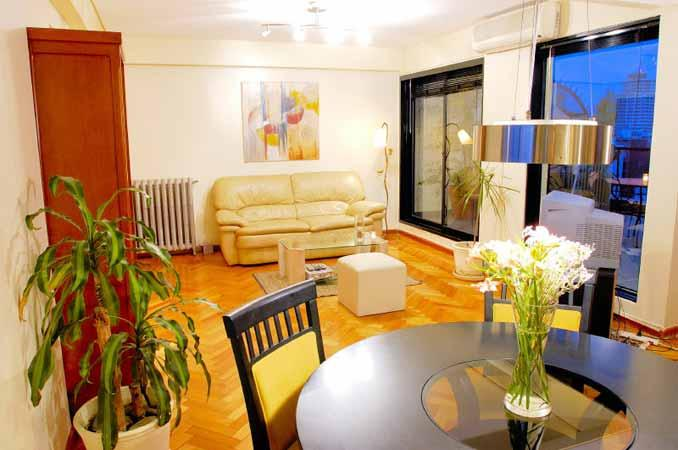 Luxury 2 bedrooms 2 bath condo, Amazing View - Image 1 - Buenos Aires - rentals