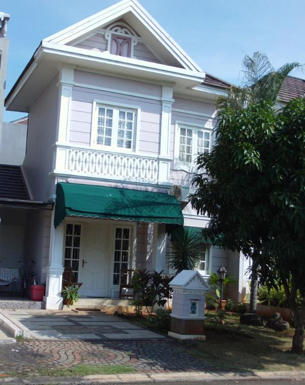 House for Rental Kota Wisata  Java Indonesia - Image 1 - Java - rentals