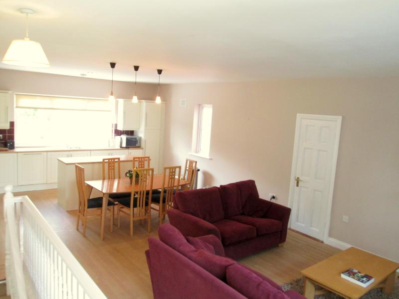 Kitchen/Living Area - Picturesque Lakeside Townhouse - Ballyclare - rentals