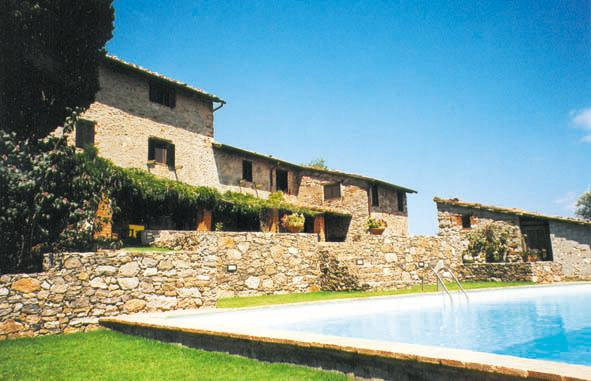 Luxury Villa with Infinity Pool on Lucca hills. - Image 1 - Balbano - rentals