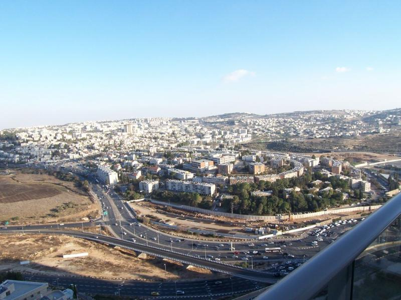 Holyland Tower 3BDR apartment! - Image 1 - Jerusalem - rentals