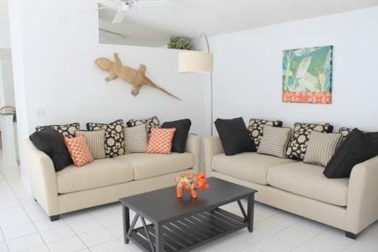 Living Room - LF5P8804CC Elegant Villa in Kissimmee with Pool and Spa - Four Corners - rentals