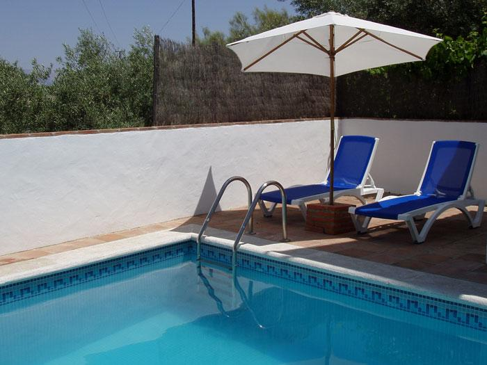 Private Swimming Pool - Andalucian Casita with private swimming pool - Iznajar - rentals
