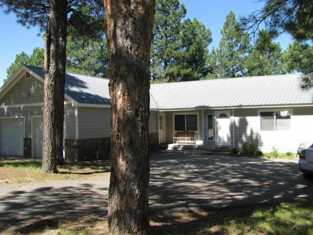 Front view from street - Golf Villa - Pagosa Springs - rentals