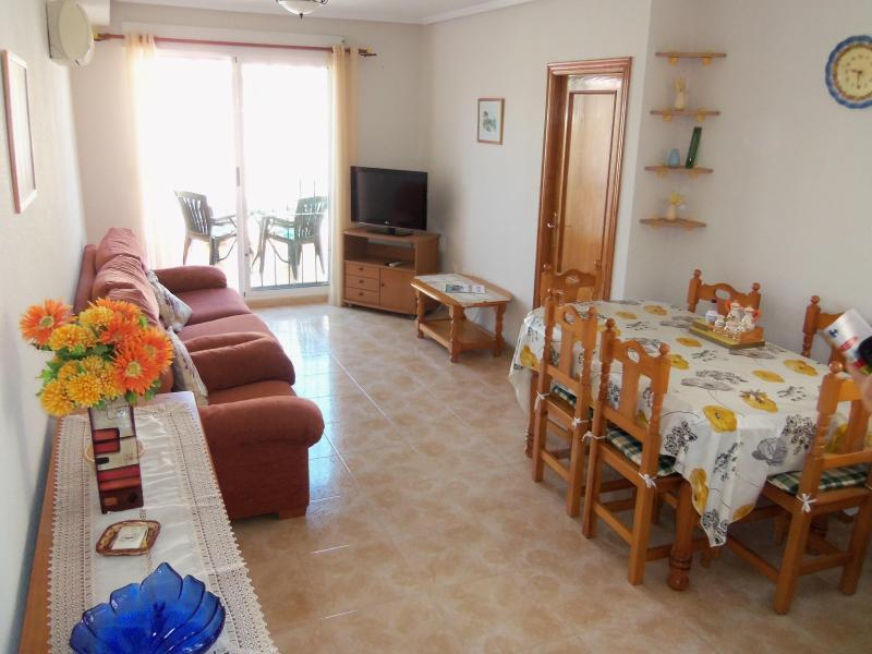 Lounge/Diner  - Holiday apartment for rent in Torrevieja - Torrevieja - rentals