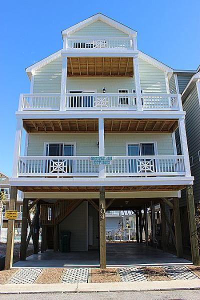 Welcome! - Settle In - Oceanview, ~~~Save $120!!~~~ - Surf City - rentals