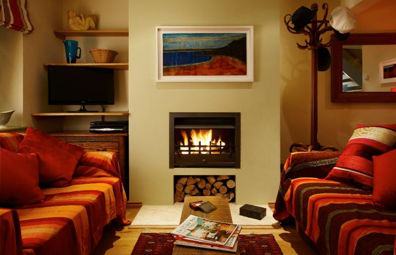 Chilling by the fire - Classy Hideaway in The Ancient Capital of England - Winchester - rentals