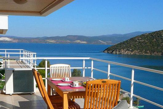 Private 3 bedroom villa with private pool and panoramic sea views - Image 1 - Mugla - rentals