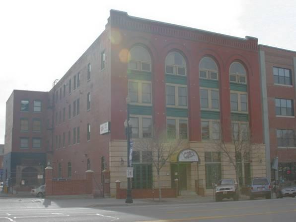 The Warehouse Condos building - Hip & Luxurious Downtown SLC Warehouse Condo Loft - Salt Lake City - rentals