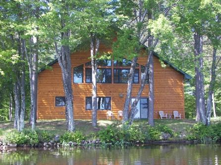 View from the Lake - The Bayview - Rhinelander - rentals