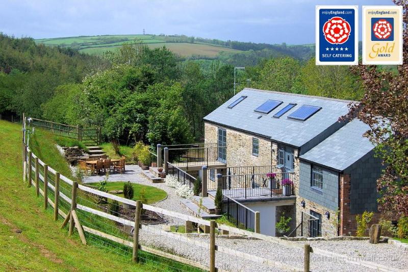 Well Cottage - 5 Star Gold Luxury Holiday Cottage - Well Cottage - luxury holiday cottage in Cornwall - Looe - rentals