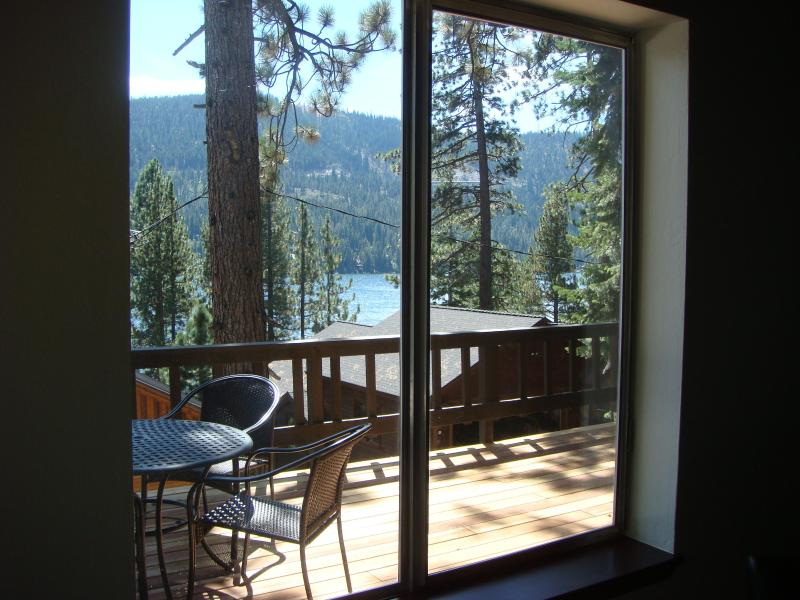 Charming Donner Lake Cabin with Lake View - Image 1 - Truckee - rentals