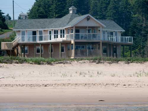 Eagles Perch Beach House - Eagles Perch Beach House - Souris - rentals