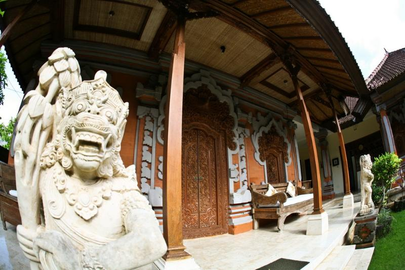 Immerse yourself in Balinese Culture  - Mini Royal Balinese Palace, immerse in Bali style! - Jimbaran - rentals