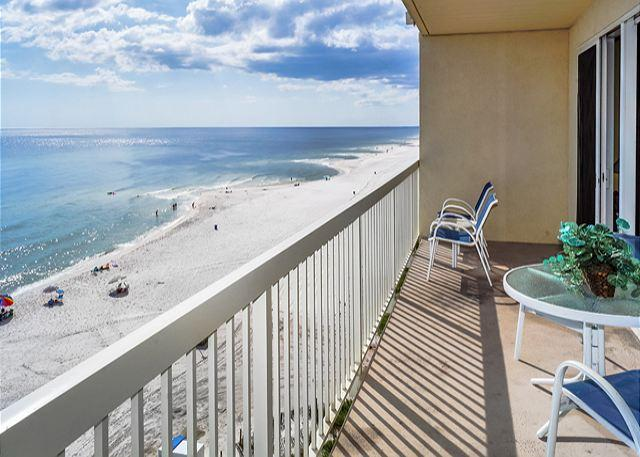 BEAUTIFUL 6TH FLOOR UNIT FOR 7! WITH BEACH SERVICE! SAVE 10% SEPT/OCT! - Image 1 - Panama City Beach - rentals