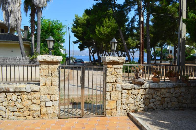 entrance - Beautiful house in Manresa - Alcudia - rentals