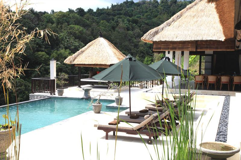 Villa Bayu: New and very Luxurious Villa with Staff and Amazing View! - Image 1 - Lovina Beach - rentals