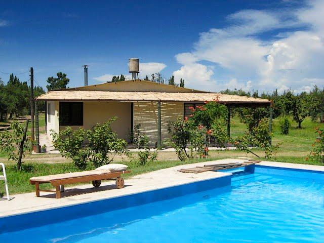 Swimming Pool View - Great place in wineries area - Maipu - rentals