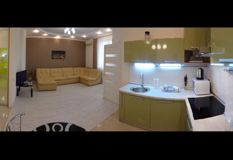 2 room Luxury apartment in Kharkov - Image 1 - Kharkiv - rentals