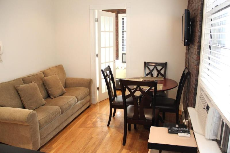 LIVING ROOM - 2BR Tompkins Park East - Manhattan - rentals