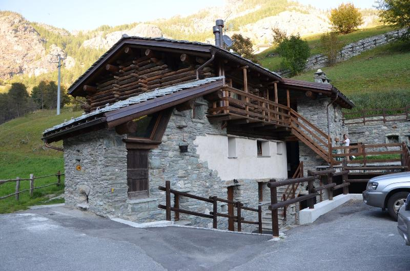 Side South - Accommodation with 5 beds - Valtournenche - rentals