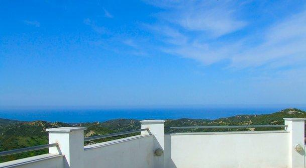 View over the Ionian Sea - Villa Loft apartment with Outstanding Views - Kakovatos - rentals