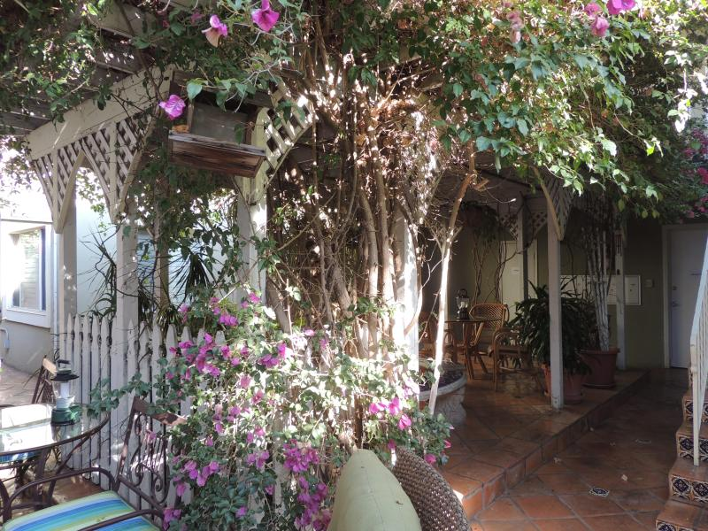 Out side area - Tropical Ambiance/3 Min to convention cnt/dwn town - San Diego - rentals
