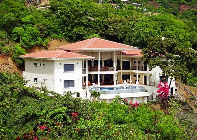 Surround by nature - All inclusive luxury Villa with breathtaking ocean view - Playa Ocotal - rentals