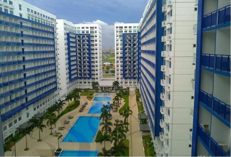An oasis within the city - Sea Residences Condo fully furnished w/ balcony - Pasay - rentals