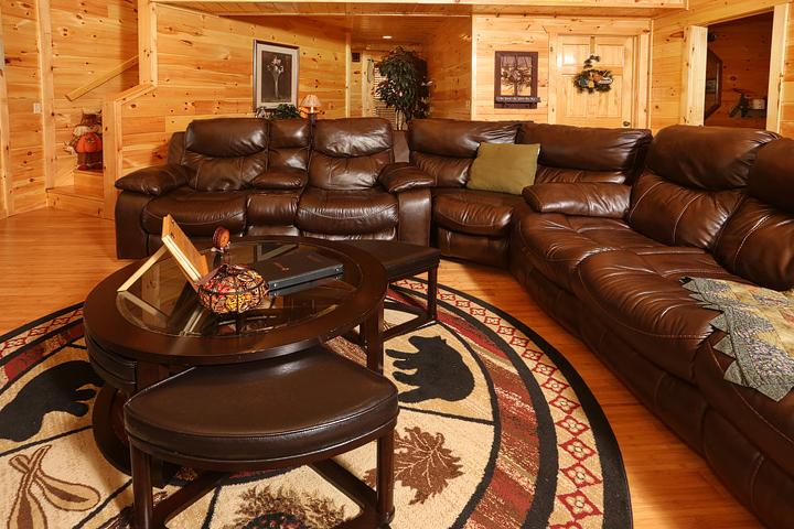 Cabin - Did you think it would be possible to build something this beautiful and make it round? - Sevierville - rentals