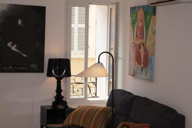 Good design lamps - Very nice 3 Room Apartment  Pal. Fest./Croisette - Cannes - rentals
