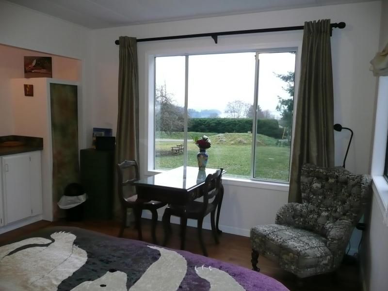 Oceanview Suite, private and self-contained - Affordable Oceanview Suite, right in Ganges - Salt Spring Island - rentals