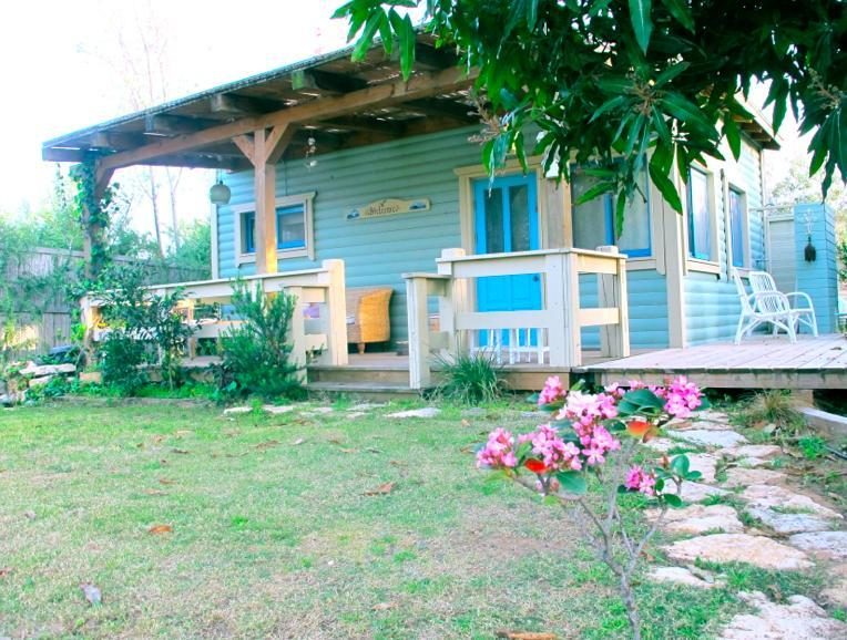 cottage little pinkas-  2 mn. walk from the beach - Image 1 - Mikhmoret - rentals