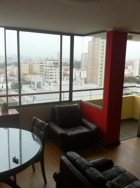 Equipped 2 bedroom Apartment in exclusive area of San Isidro, Lima, Peru - 100m2 - Image 1 - Lima - rentals