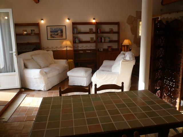 Lovely Apartment, private terrace, swimming pool. - Image 1 - Roquefort les Pins - rentals