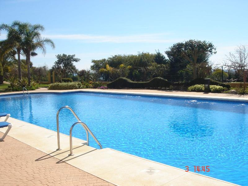 swimming pool - Fabulous Apartment See front line Marbella - Marbella - rentals