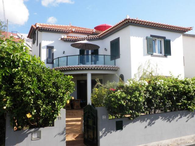 Main View - Villa Dragoeiro - Harbour views | Garden | Wi-Fi - Funchal - rentals